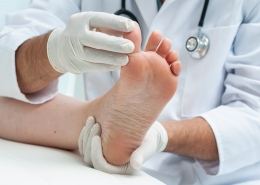 Athlete's Foot Research Study